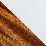 Corian med mahogni